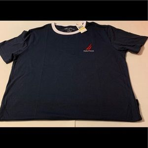 Nautica  T-Shirt 100% cotton